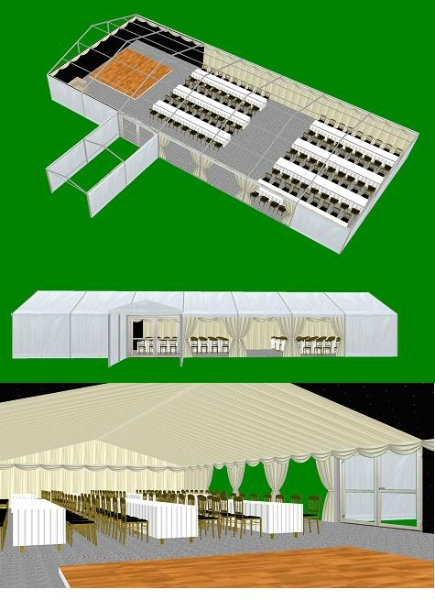 9-metre-x-21-metre-marquee-with-long-tables