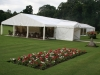 newburgh priory wedding marquee 3