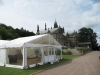 swarcliffe hall wedding marquee 2