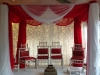 asian wedding interior