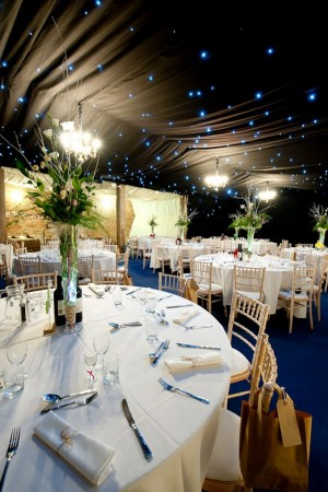 Barmby barn marquee linings