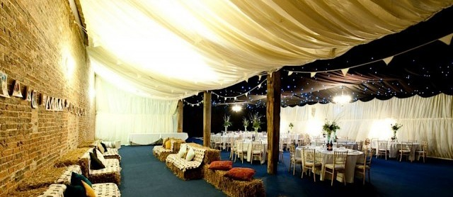 Barn Marquee Lining Image
