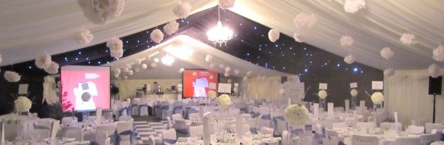 corporate event marquee hire image