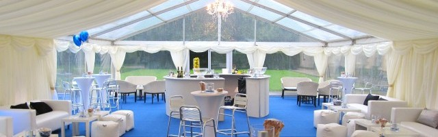 party marquee hire image