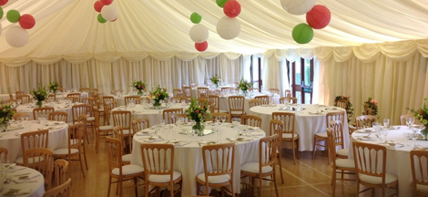 Marquee hire yorkshirewedding event marquees churchill marquees have you booked your 2018 wedding marquee junglespirit Gallery