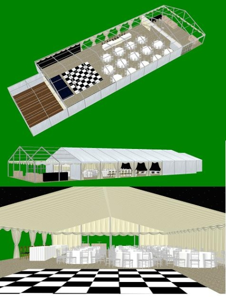 Marquee Floor Plans And Layouts